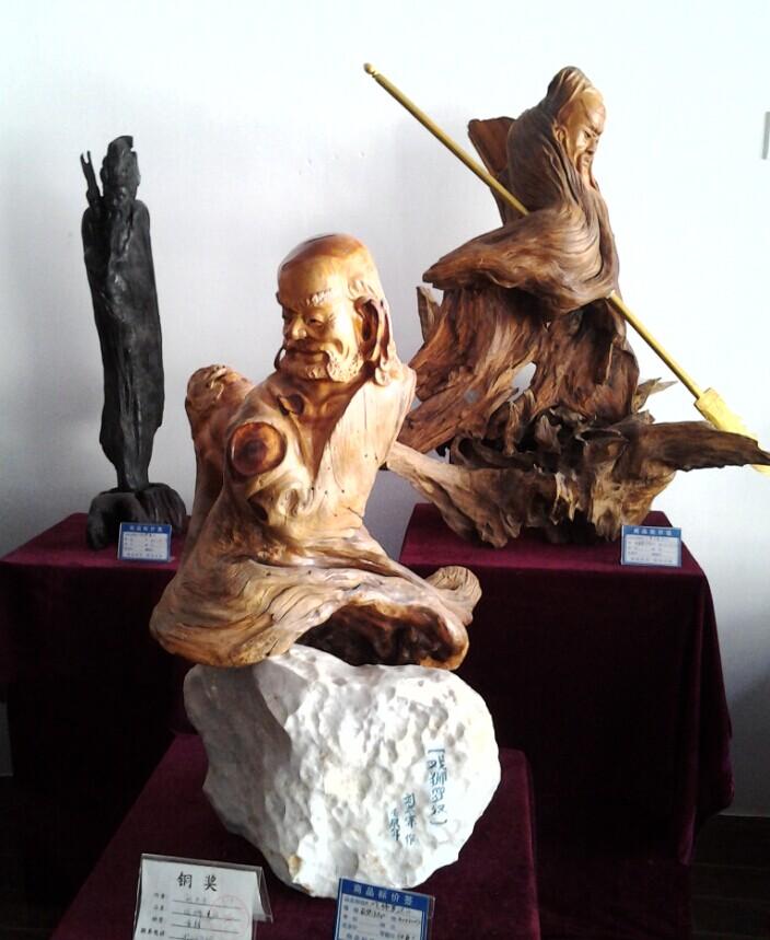 宗艺神韵木雕工作室艺术总监